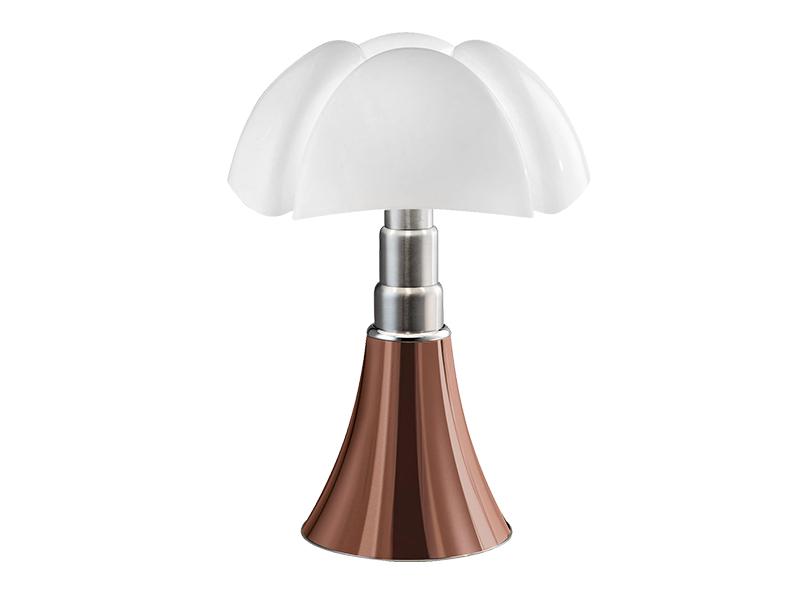 Lampe PIPISTRELLO CUIVRE NATUREL_620-CU martinelli luce