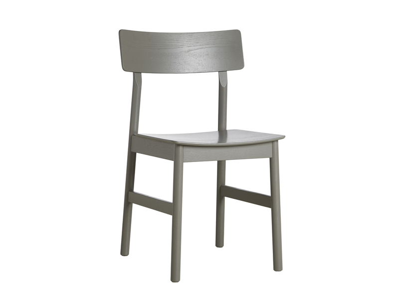 Chaise PAUSE DINING CHAIR TAUPE_100065 woud