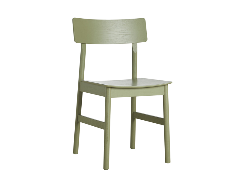 Chaise PAUSE DINING CHAIR VERT OLIVE_100066 woud