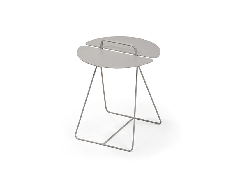 Table d'appoint DAISY GRIS moome