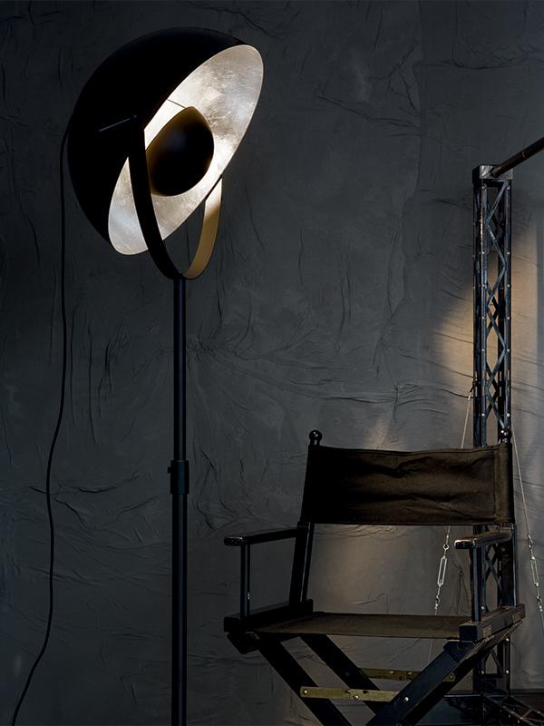 Ambiance en métal noir LAMPADAIRE STAGE idéal lux(800X600)