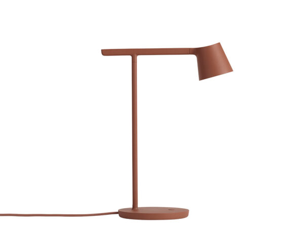 Lampe de table TIP MARRON CUIVRE muuto