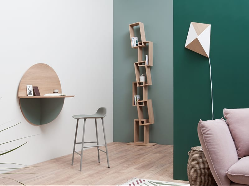Ambiance BIBLIOTHEQUE SIMPLE KAO1_2 drugeot labo