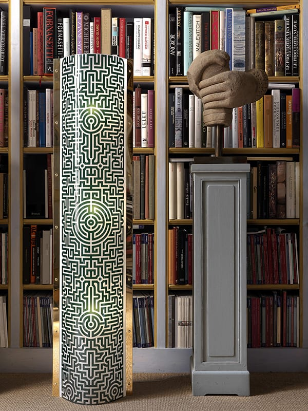 Ambiance LAMPADAIRE THE LIGHTING ARCHIVES (LABYRINTHE) slamp