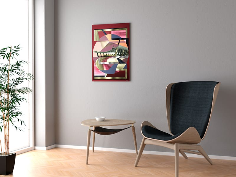 Ambiance FAUTEUIL THE READER GRIS ARDOISE_2 umage