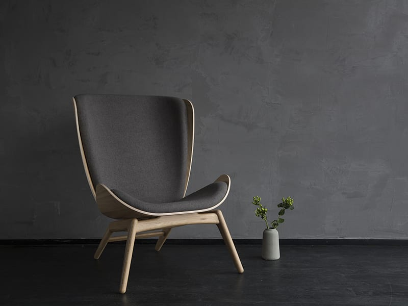 Ambiance FAUTEUIL THE READER GRIS ARDOISE_4 umage