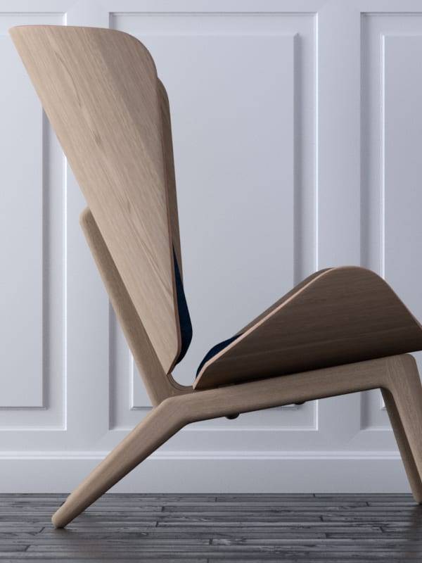 Zoom finitions THE READER ARMCHAIR_1 vita