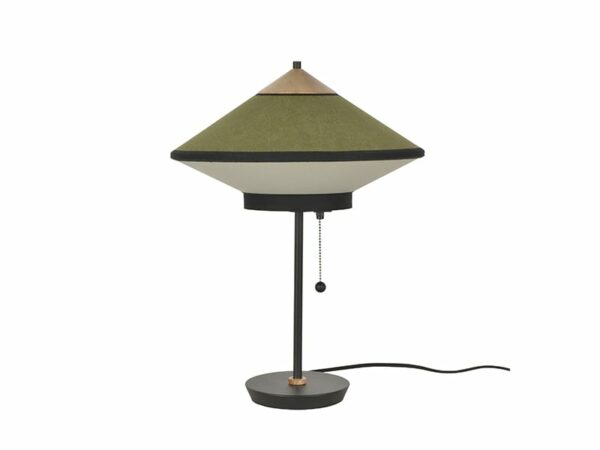 Lampe de table 21301 CYMBAL EVER GREEN forestier paris