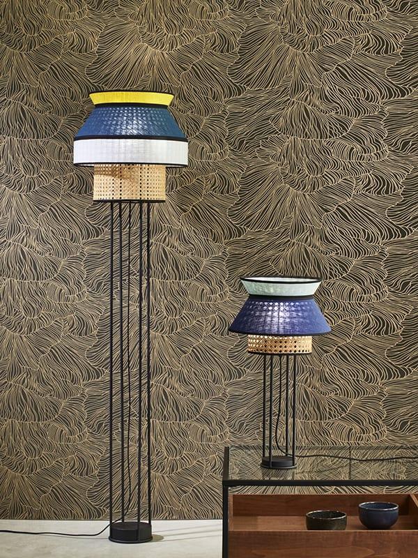 Ambiance LAMPADAIRE & LAMPE SINGAPOUR_1 marketset