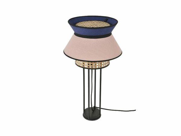 Lampe de table PR503445_SINGAPOUR ROSE & INDIGO marketset