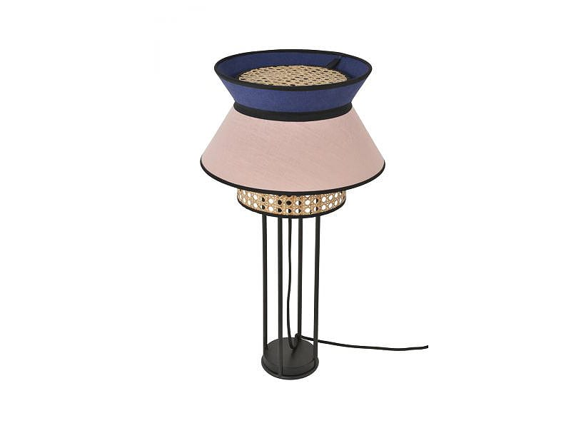 Lampe de table PR503445_SINGAPOUR ROSE & INDIGO marketset