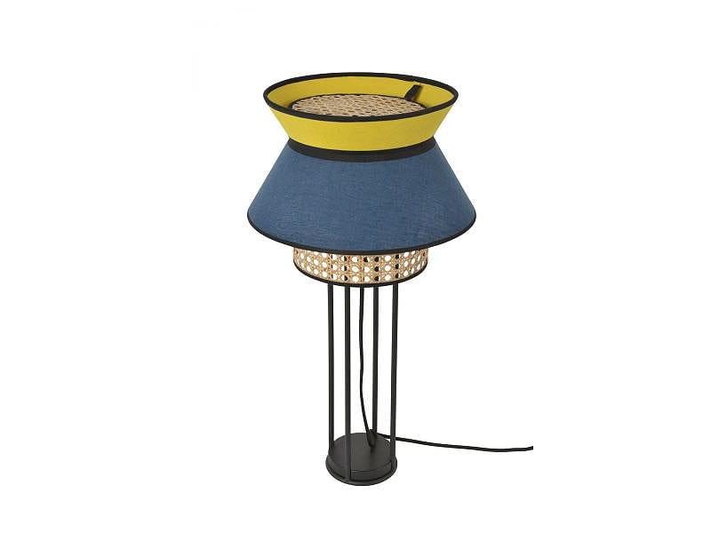 Lampe de table PR503446_SINGAPOUR PÉTROLE & ABSINTHE marketset