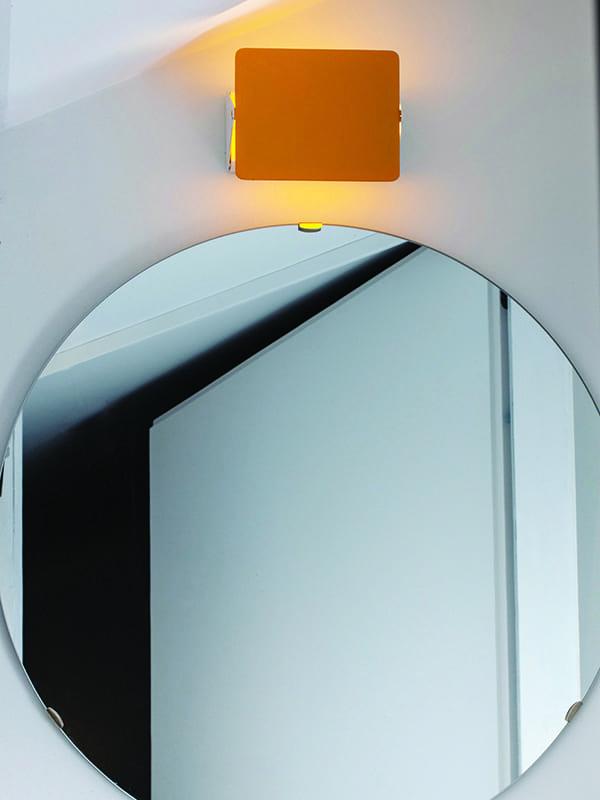Ambiance AVP LWG 31_APPLIQUE PIVOTANT LED JAUNE nemo lighting