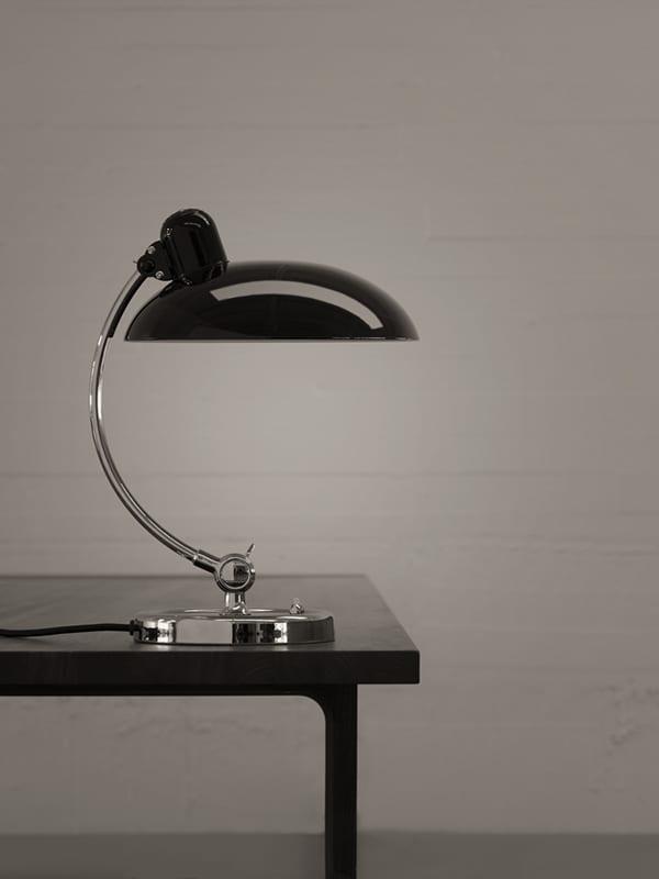 Ambiance LAMPE DE TABLE KAISER IDELL NOIR (6631-T)_2 fritz hansen