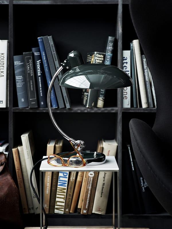 Ambiance LAMPE DE TABLE KAISER IDELL VERT FONCÉ (6631-T)_2 fritz hansen