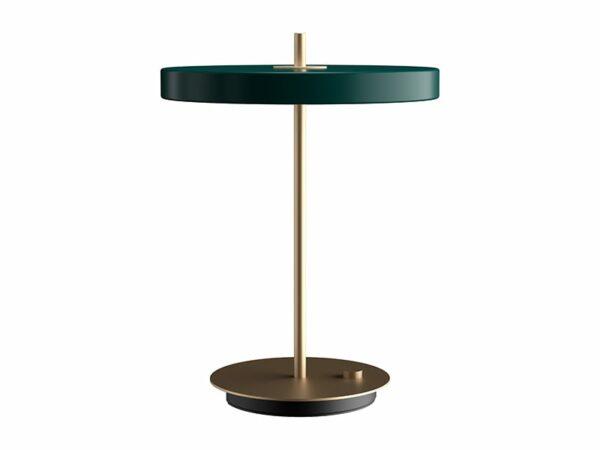 Lampe de table 2307 ASTERIA VERT FORET umage