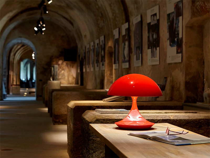 Ambiance LAMPE DE TABLE COBRA ROUGE_629-RO_2 martinelli luce