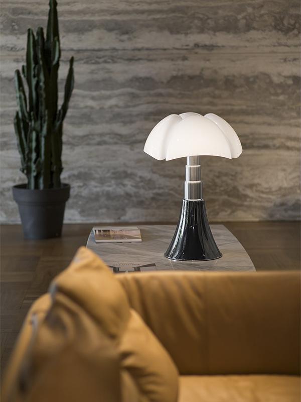 Ambiance LAMPE PIPISTRELLO NOIR BRILLANT_620-NE_1 martinelli luce