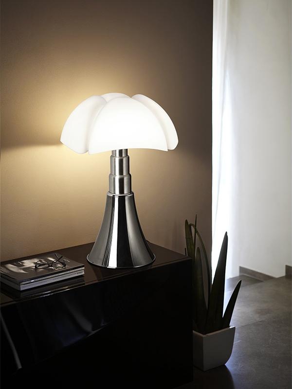Ambiance LAMPE PIPISTRELLO TITANE_620-TI martinelli luce
