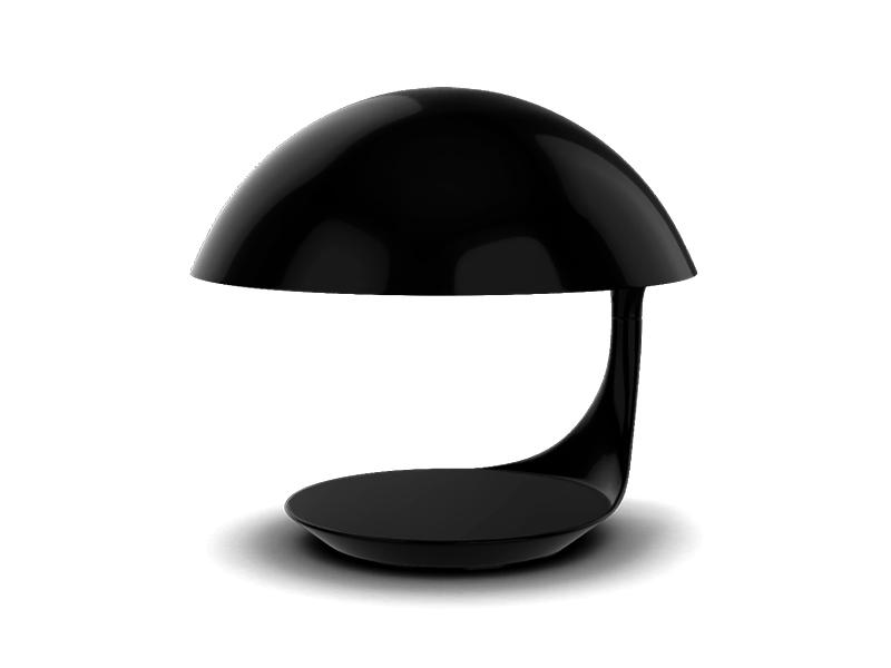 Lampe de table COBRA NOIR_629-NE martinelli luce