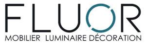Logo FLUOR LUMINAIRES MOBILIER DECORATION 2020