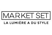 Logo MARKET SET
