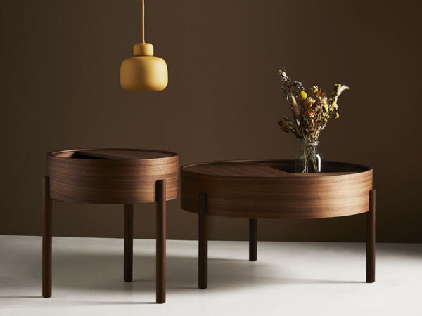 Ambiance ARC SIDE & ARC COFFEE TABLE NOYER (1) woud