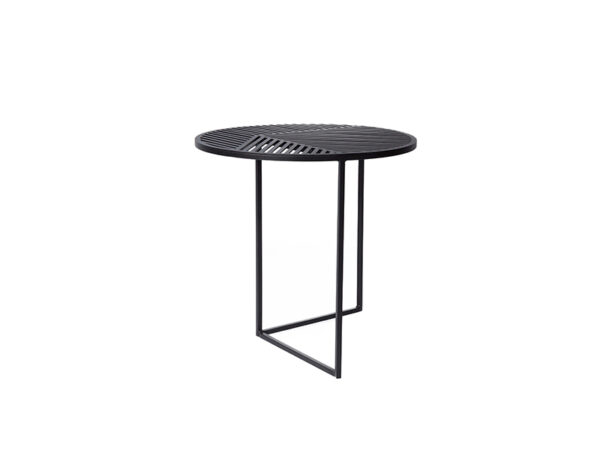 Table d'appoint ISO-A NOIR_M0390302 petite friture