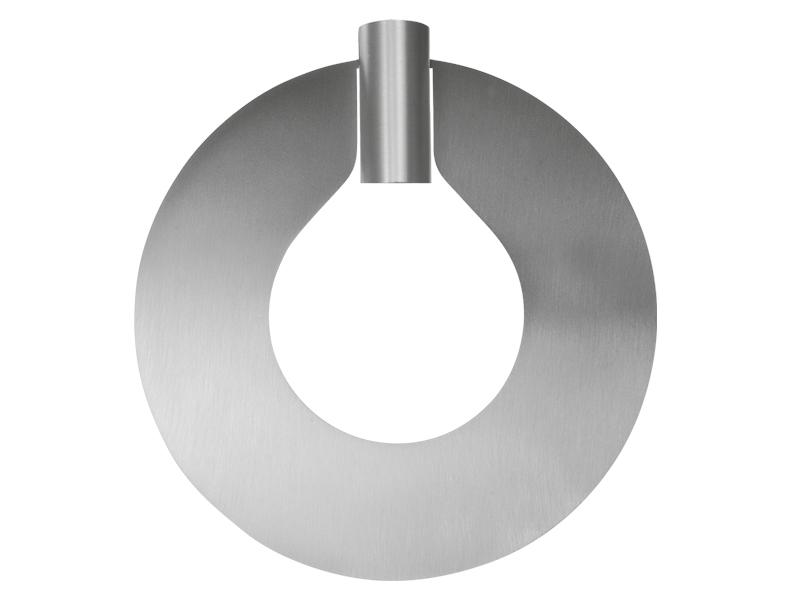 Plaque pour montures HALO_MODÈLE 310 IDEAL NICKEL cvl manufacture