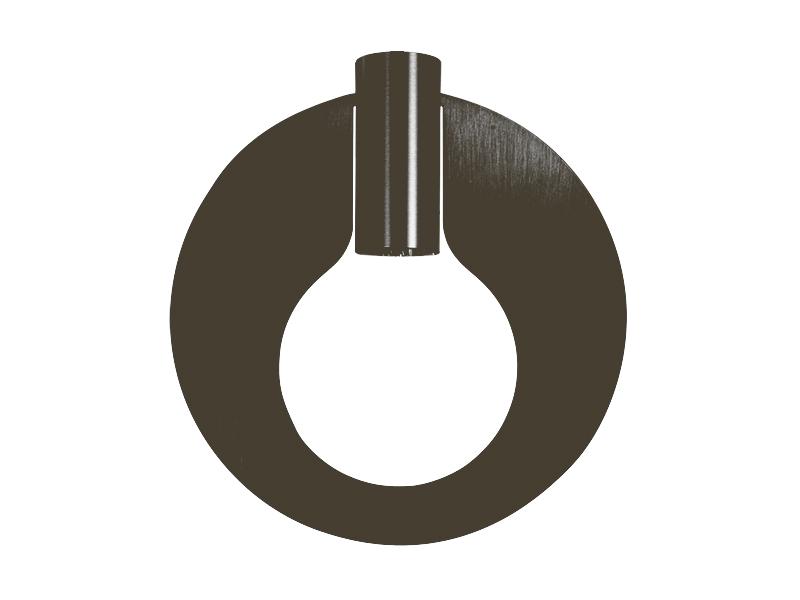 Plaque pour montures HALO_MODÈLE IDEAL GRAPHITE cvl manufacture
