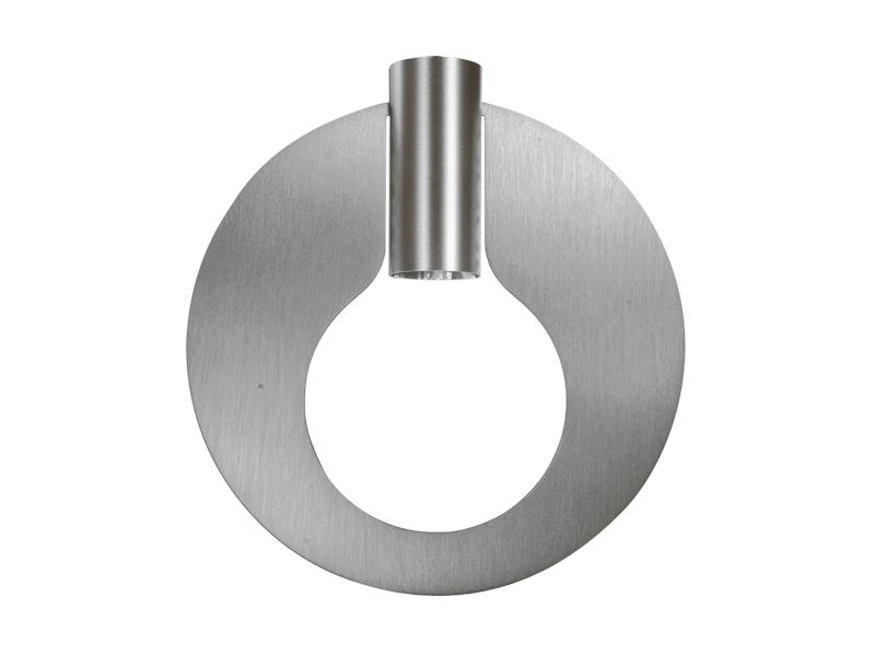 Plaque pour montures HALO_MODÈLE IDEAL NICKEL cvl manufacture