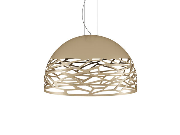 Suspension KELLY MEDIUM DOME CHAMPAGNE Ø 60_141020 lodes
