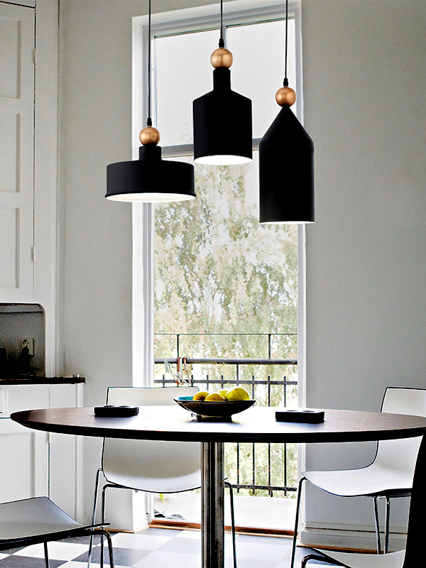 Ambiance SUSPENSION 194677 TRIADE 3 DIFFUSEURS ideal lux