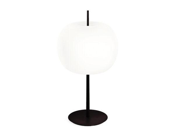 Lampe de table KUSHI XL NOIR_K223105N kundalini