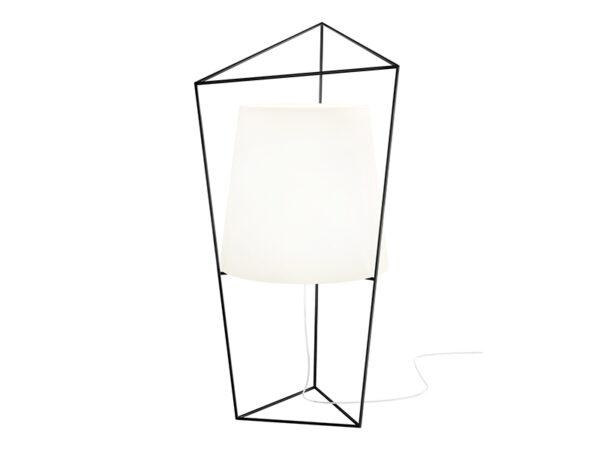 Lampe de table TATU NOIR_K360375N kundalini