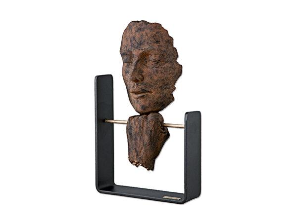 Sculpture 290 PAUSE A L'OXYDE esculturas anglada