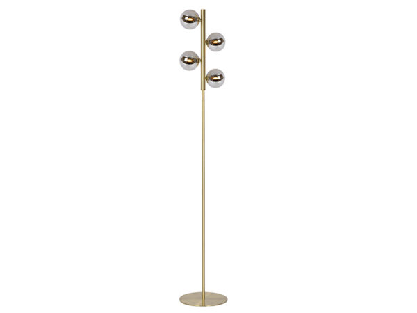 Lampadaire TYCHO OR MAT & LAITON_45774_04_02 lucide