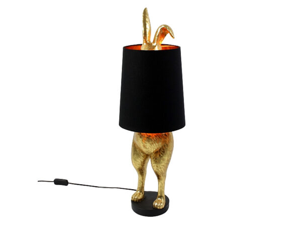 Lampe de table HIDING RABBIT GOLD_43022 wernervoss