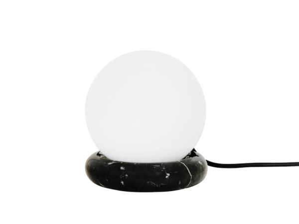 Lampe de table en marbre REST LAMP BLACK_5151 ferm living