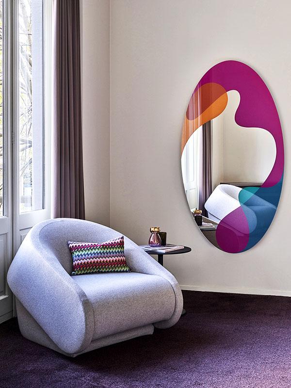 Ambiance miroir SPEKTRUM_2870.481 deknudt mirrors