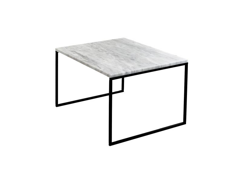 Extension de table en marbre pour TABLE HEDON (37527-BLA-15)_38644-WHI-05 pomax home collection