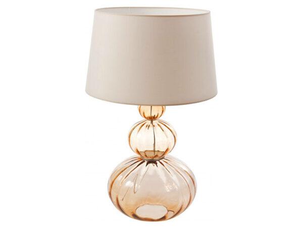 Lampe de table MOUNA AMBRE_L-V0152-YE5 flam luce