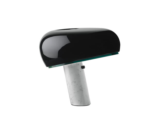 Lampe de table SNOOPY NOIR_F6380030 flos