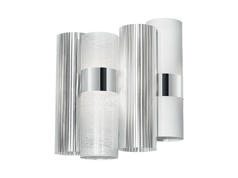Applique LA LOLLO WHITE (2X6W LED E14)_LAL87APP0000W_000 slamp