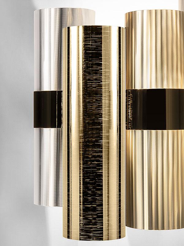 Détail APPLIQUE LA LOLLO GOLD (2X6W LED E14)_LAL87APP0000OF000 (2) slamp
