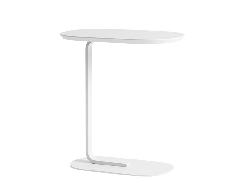 Table d'appoint RELATE SIDE TABLE BLANC_13901 muuto