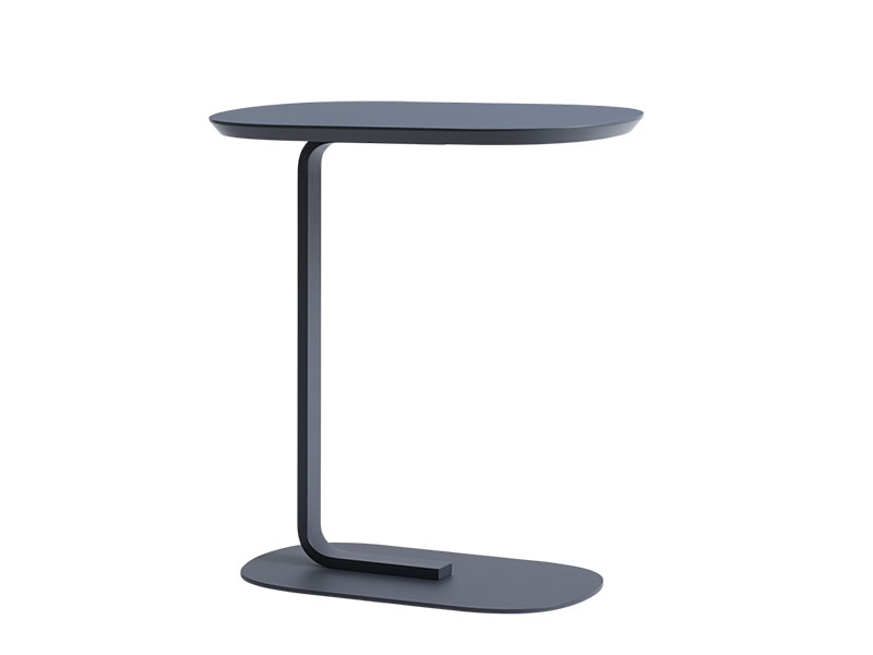 Table d'appoint RELATE SIDE TABLE BLEU GRIS_13903 muuto