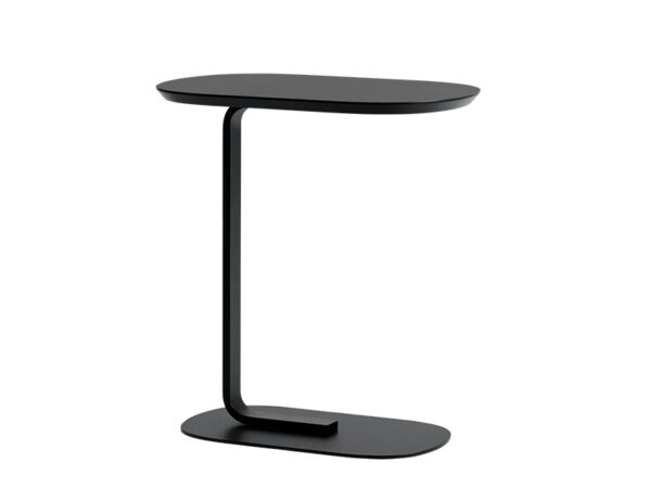 Table d'appoint RELATE SIDE TABLE NOIR_13902 muuto