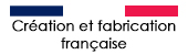 Logo CRÉATION ET FABRICATION FRANCAISE