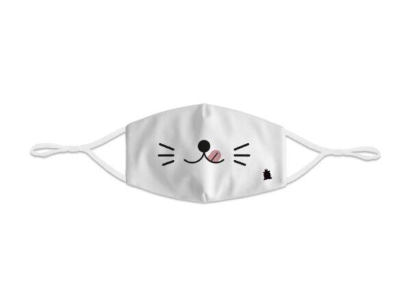 Masque enfant UNS1_KAWAI CAT podevache france